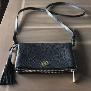 Tory Burch Black Crossbody❤️